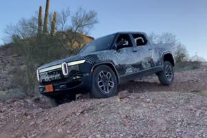 Watch The Rivian R1T Take Some Serious Punishment