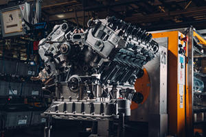 Bentley Shows Off Its Finest W12 Engine Ever