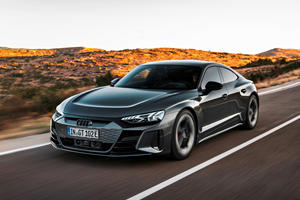 Audi Thinks Future EVs Will Have Less Range