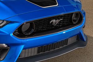 Ford Makes Subtle Changes To The Mustang Mach 1