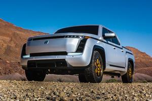 The Lordstown Endurance Pickup Is Going Racing In Baja