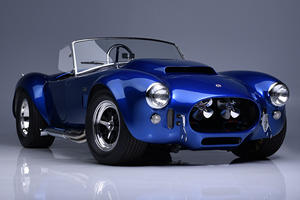 Carroll Shelby's 'Cobra To End All Cobras' Is For Sale