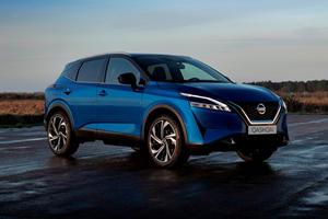 All-New Nissan Qashqai Previews America's Rogue Sport