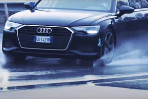 New Tech Could Cure Hydroplaning For Good