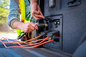 Texans Using Ford F-150 Generators To Combat Blackouts