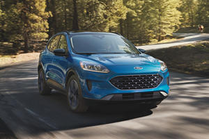 2021 Ford Escape Introduced With Revamped Lineup