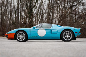 This Ford GT Heritage Has Covered Less Than 3 Miles