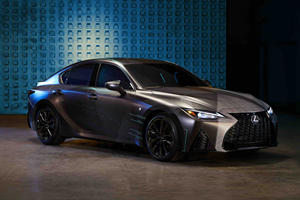Lexus Builds A Crazy, Gaming-Inspired IS