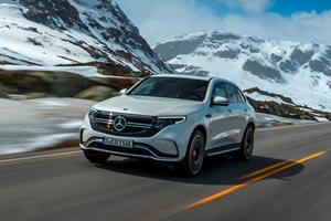 Mercedes EQC Gets Stylish AMG Line Makeover