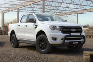 New Ford Ranger Tradie Is A Limited-Edition Workhorse
