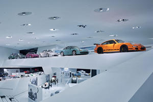 Watch A Drone Fly Through The Porsche Museum