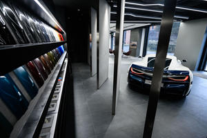 Check Out Rimac's Stunning New Shanghai Showroom