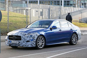 Here's Why The New Mercedes C-Class Won't Have Six-Cylinder Engines