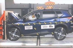 2021 Nissan Rogue Crash Test Scores Not Impressive