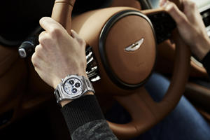 Aston Martin Reveals Partnership With Luxury Watchmaker