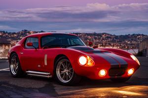 2010 Superformance Shelby Daytona Coupe Already Cost Six Figures