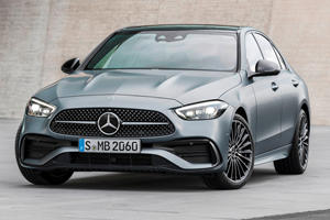 2022 Mercedes-Benz C-Class Arrives To Blow Away The Competition