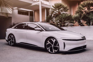Lucid Motors Supposedly Now Worth $24 Billion