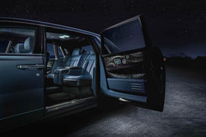 Rolls-Royce Phantom Tempus Collection Inspired By The Infinite