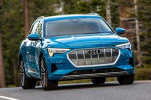 Electric Porsche Macan Will Spawn New Audi e-tron