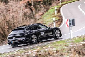 Porsche Taycan Cross Turismo Is A Swiss Army Knife On Wheels