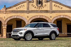 Ford Explorer King Ranch Adds Touch Of Class To Popular SUV
