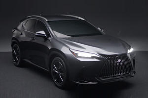 Leaked! This Is The All-New Lexus NX