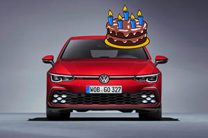 Volkswagen Won't Celebrate The GTI's 45th Birthday In The US