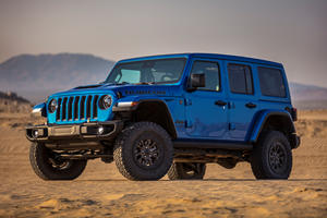 Official: Jeep Wrangler Rubicon 392 Costs More Than A Hellcat