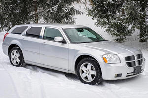 Completely Stock Dodge Magnum AWD Is Better Than Any Crossover