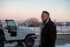 Jeep Has Put The Bruce Springsteen Superbowl Commercial Back Online