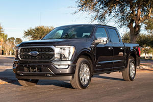 Cheapest Ford F-150 Is Not So Cheap To Lease