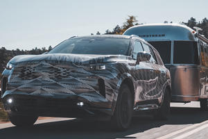 Infiniti's New QX60 Will Have Impressive Towing Capacity