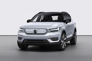 XC40 Recharge First Volvo To Get Over-The-Air Updates