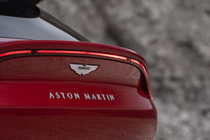 The DBX Saved Aston Martin From A Catastrophic 2020