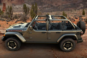 Official: Jeep Releases Half-Doors For The Wrangler