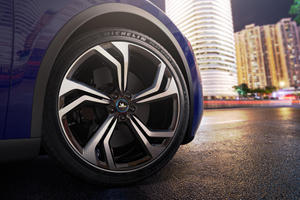Michelin Reveals New Tires For Sporty EVs