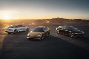 Lucid Delays Production, Says Tesla Isn't A Luxury Brand