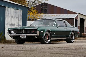 Ringbrothers Revives Mercury Cougar With A Mustang Heart