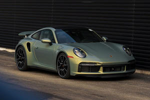 This Stunning Porsche 911 Turbo Has A $100,000 Paint Job