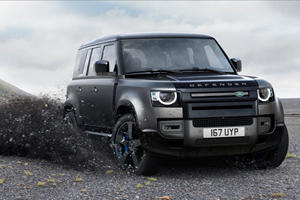 Land Rover Defender V8 Pricing Is Outrageous