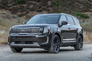 Kia Telluride Markups Have Become Outrageous