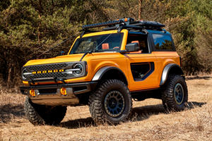 2021 Ford Bronco Production FINALLY Has A Start Date