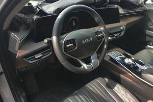Leaked! This Is The Kia K8's Luxurious Interior