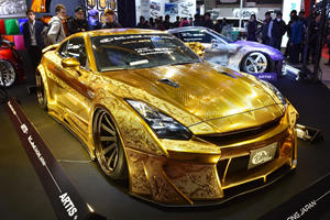 The World's Most Obnoxious Nissan GT-R Could Be Yours