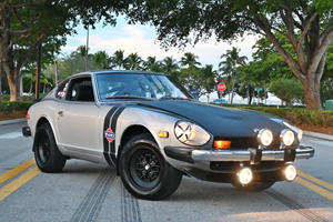 Safari-Style Datsun 280Z Is Your Ticket To Adventure