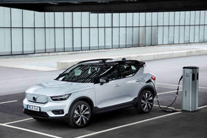 Official: Volvo Announces Electric-Only Future