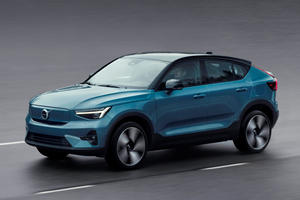 Volvo C40 Recharge Electrifies The SUV Coupe