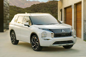 Mitsubishi Releases 2022 Outlander Pricing And Trim Details