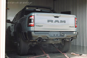 Hennessey Dyno Tests The Ram TRX - Disappointment Follows
